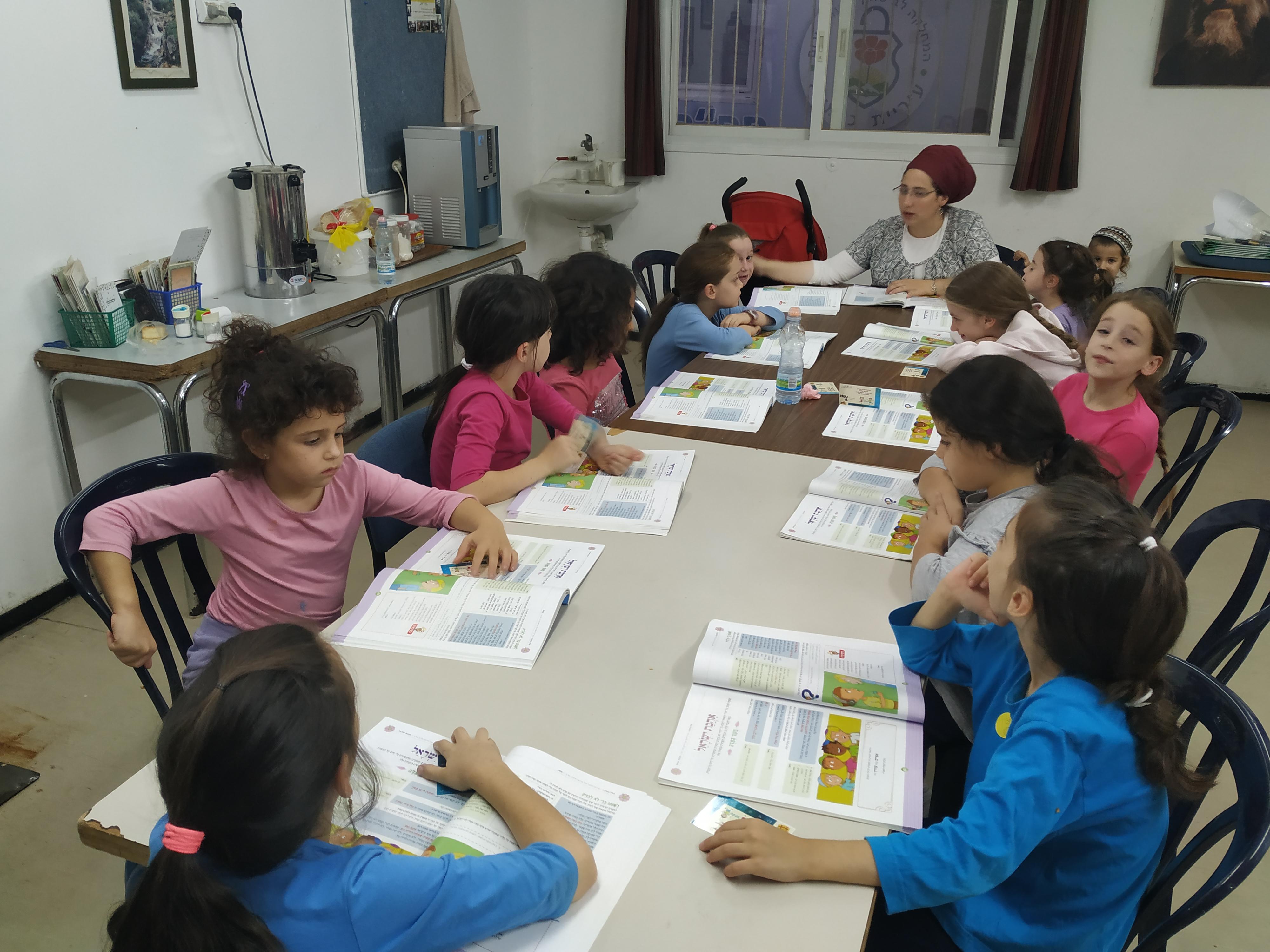 תלמודית, תלמוד תורה, פעילות ילדים
