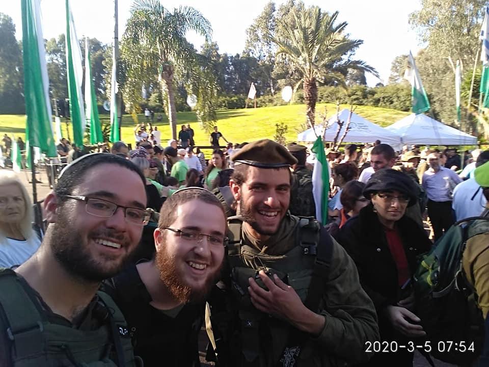 חיילי הישיבה